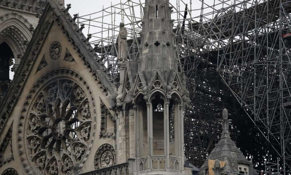 Notre Dame Cathedral 'not saved yet' and still at risk of collapse (theguardian.com)