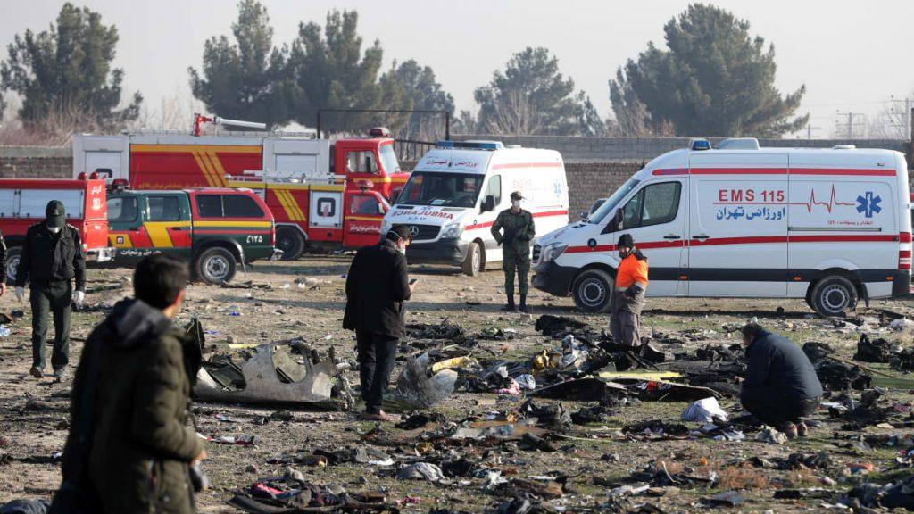 Iran: Ukrainian Airliner Was 'Unintentionally' Shot Down (thedailybeast.com)