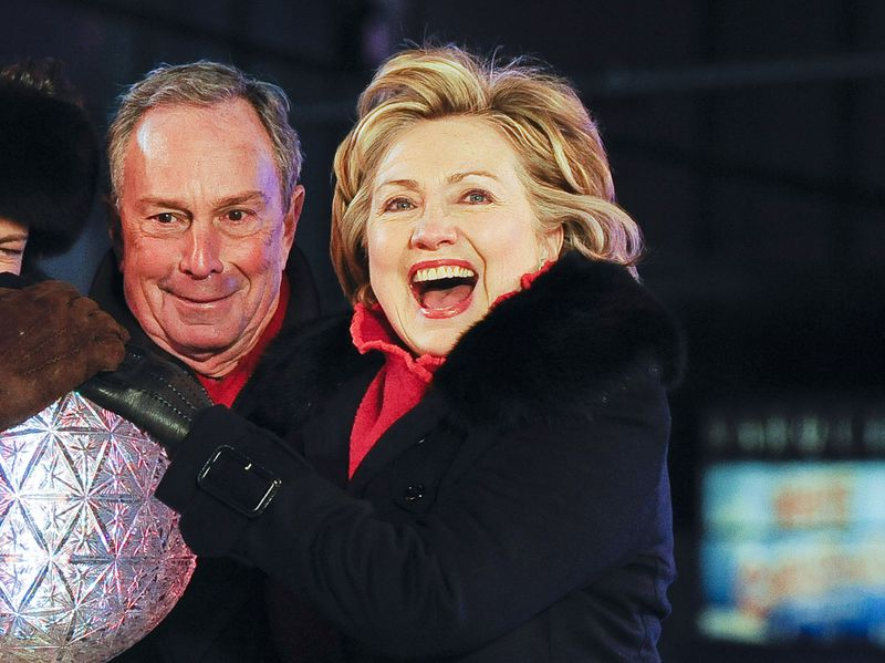 Hillary for vice president? Bloomberg campaign trolls Trump as it refuses to shoot down 'speculation' about Clinton as running mate (nydailynews.com)