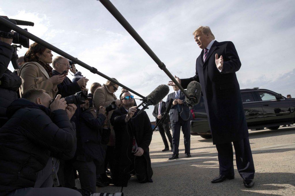Trump announces a blitz of pardons and commutations for corrupt pols, liars, perjurers (politico.com)