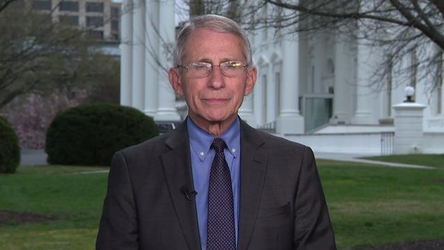 "White House Accused of ""Orchestrating Hit Job"" Against Dr. Fauci's Reptuation (politicususa.com)"