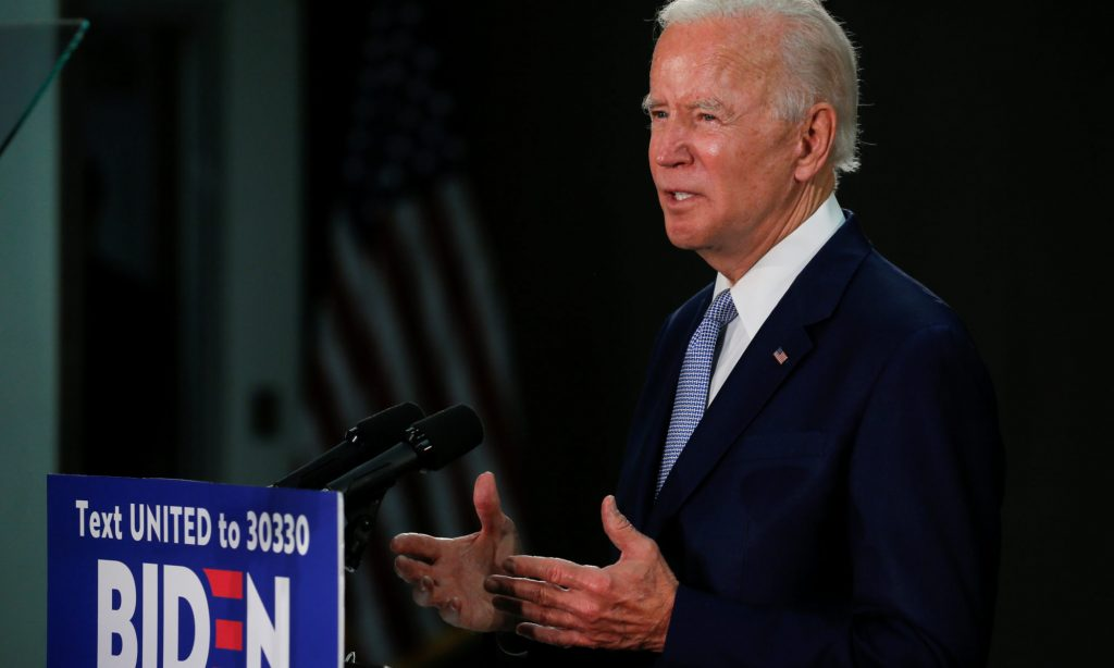 GUESSING GAME GOES FULL THROTTLE:Biden close to picking a running mate, while speakers are announced for DNC convention (cbsnews.com)