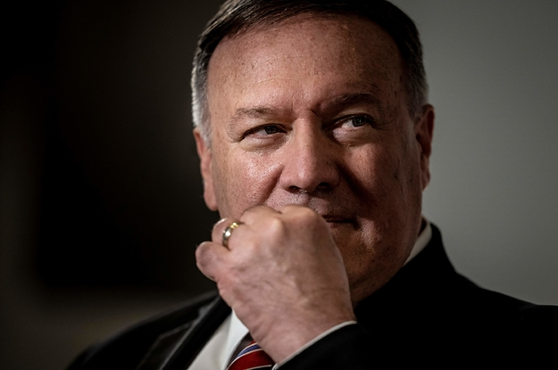 'Before election day': Mike Pompeo facing investigation over Clinton email threat (rawstory.com)