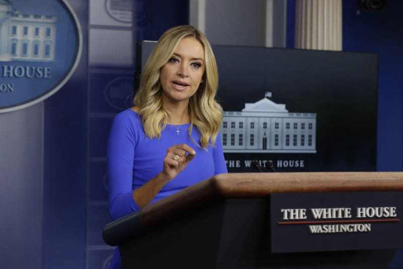 White House spokeswoman says Trump 'did not misspeak' at debate and denounced white supremacy (rdtdaily.com)