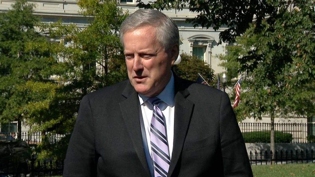 Trump's chief of staff Mark Meadows looks to have committed the same crime that put Rep. Duncan Hunter in jail! (salon.com)