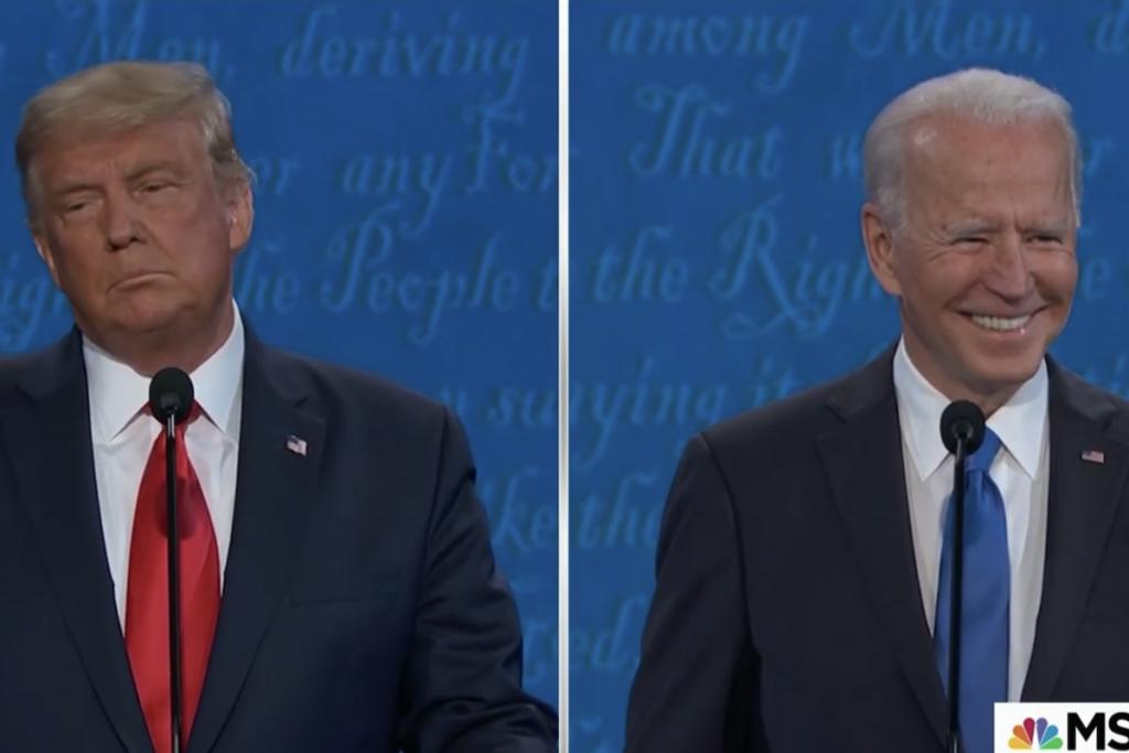 Joe Biden just wiped the floor with Trump (alternet.org)