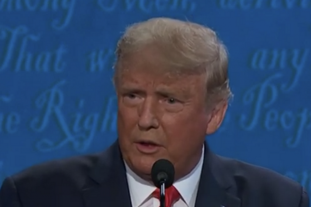 The debate wasn't 'civil' — Trump showed himself to be a cold-blooded psychopath (alternet.org)