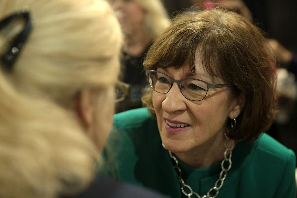 Susan Collins shows her true self in the last days of a tight race (alternet.org)