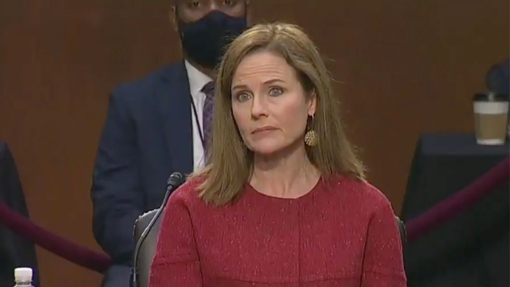 Amy Coney Barrett's 'originalist' doctrine is completely incoherent, and a legal expert explains why (alternet.org)