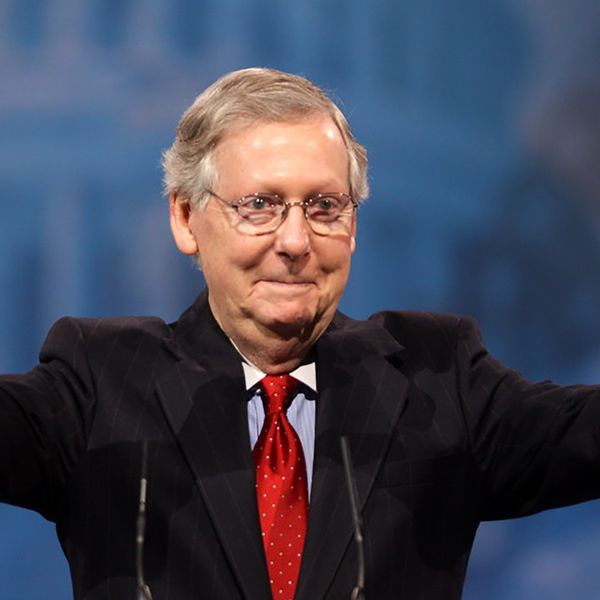 Blue wave or not, expect to see a lot of Mitch McConnell in 2021 (alternet.org)