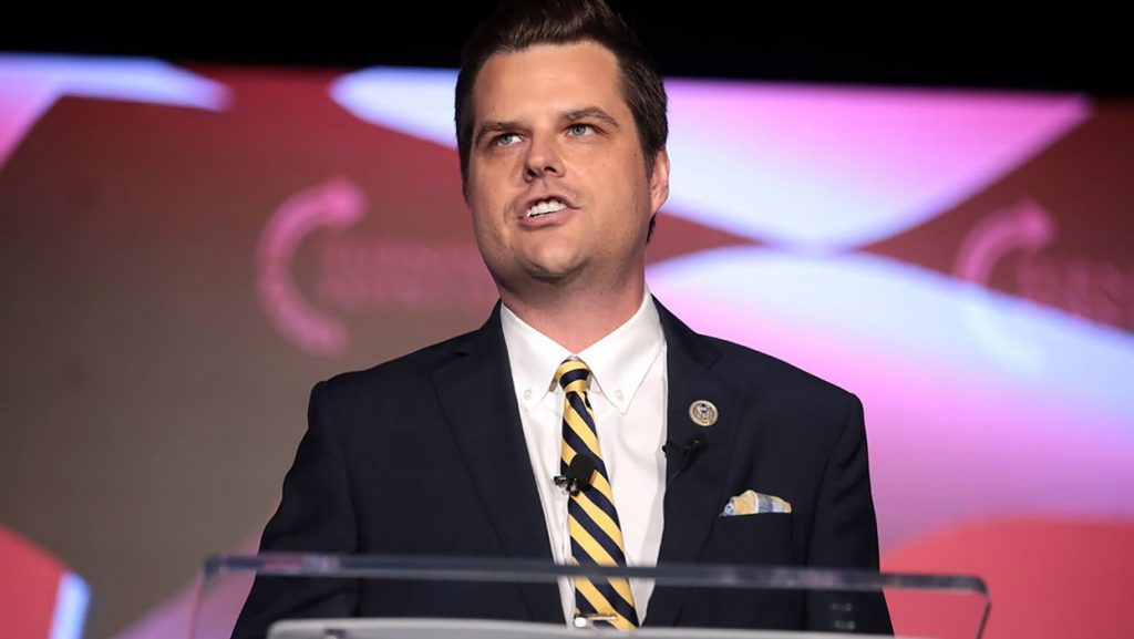 Trump's business appears to have cut Matt Gaetz a RNC hotel discount that went unreported to the FEC (alternet.org)