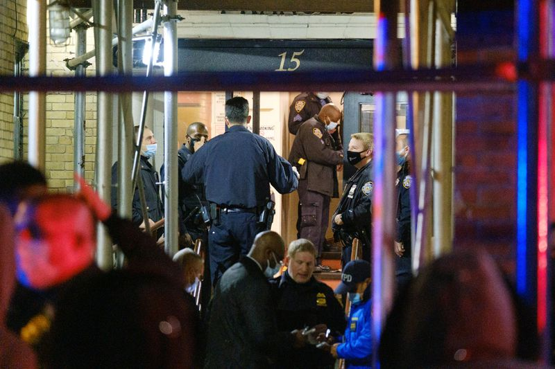 Seven shot, one fatally, at Brooklyn 'sweet 16′ birthday party
