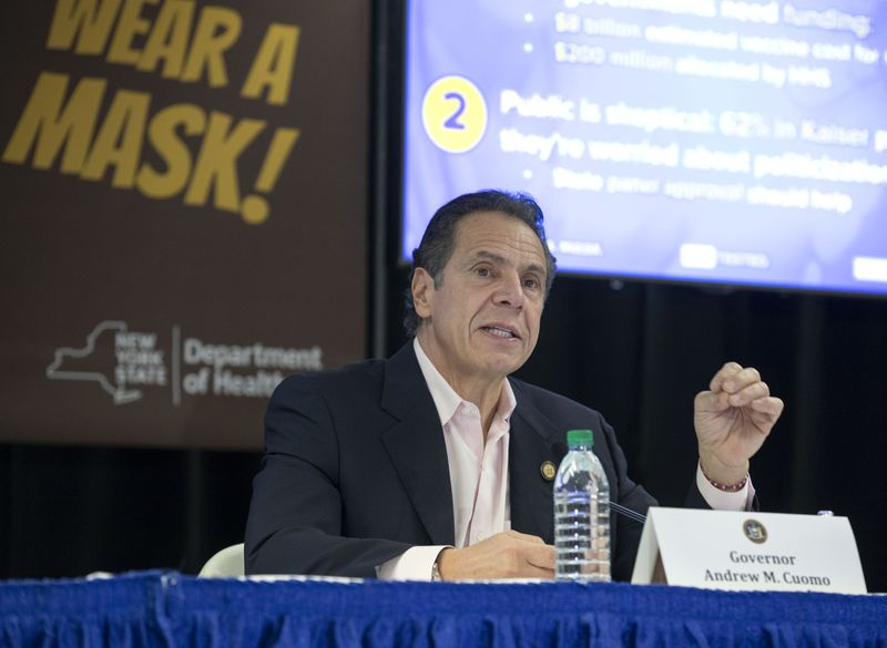 Gov. Cuomo calls Supreme Court decision blocking N.Y. restrictions on religious gatherings a political statement (nydailynews.com)