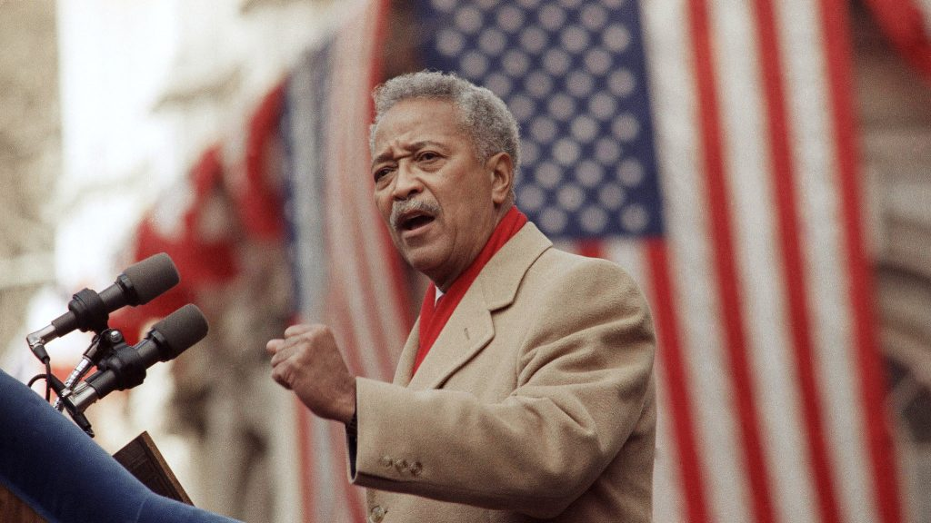 David N. Dinkins, New York's First Black Mayor, Dies at 93 (nytimes.com)