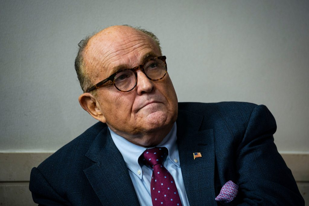 Their First Try Backfired, but Giuliani and Allies Keep Aiming at Biden (nytimes.com)