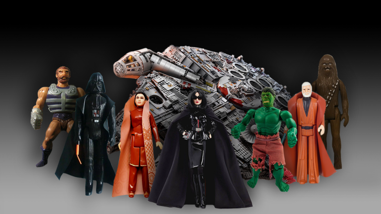 Star Wars toys discovered in bin bags net £400,000 for UK couple (rawstory.com)