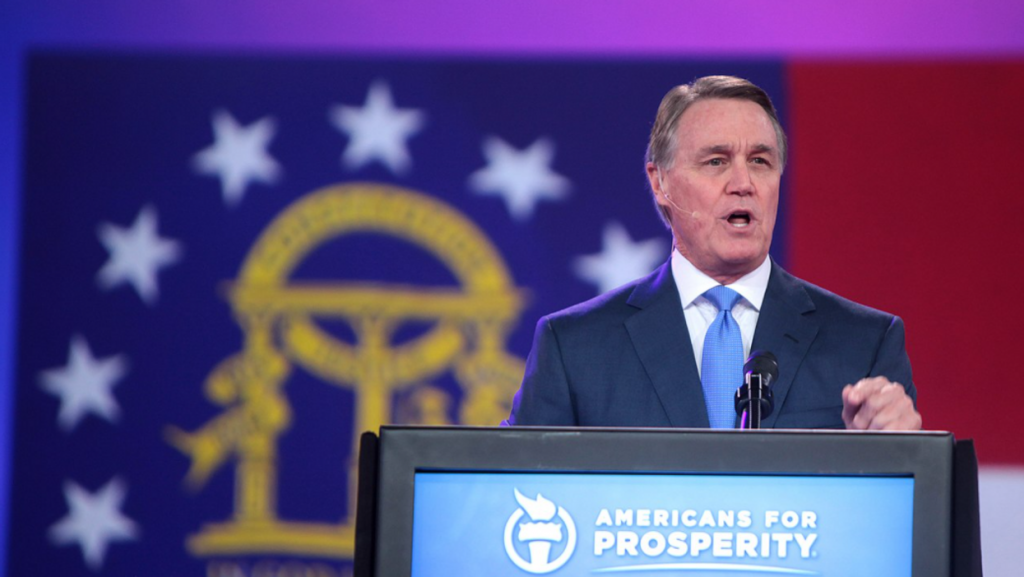 David Perdue made a fortune selling defense contractor stock while working on Senate Armed Services Committee: report (alternet.org)