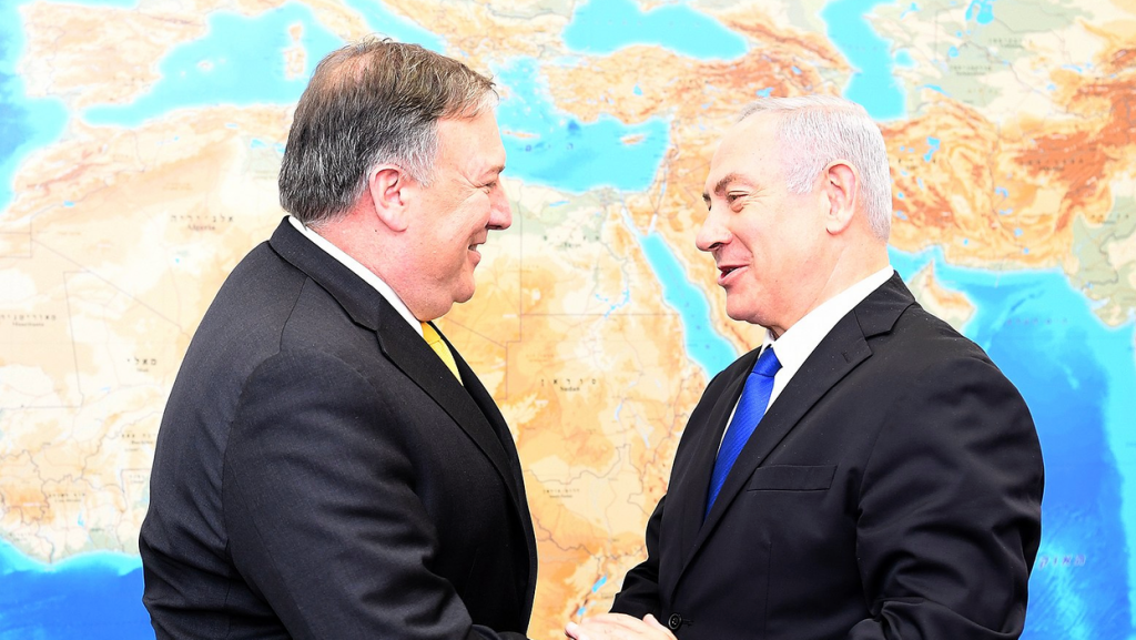 Plan to bomb Iran? Reports of secret meeting between Netanyahu, MbS and Pompeo 'extremely alarming': foreign policy analyst (alternet.org)
