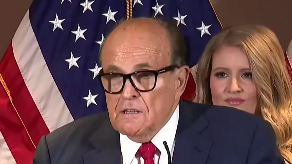 Federal judge dismisses Trump suit argued by Rudy Giuliani as 'Frankenstein's Monster' (alternet.org)