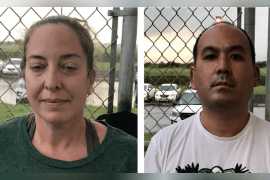 A couple boarded a plane to Kauai despite positive COVID-19 tests. They were arrested when it landed (feeds.dailykosmedia.com)