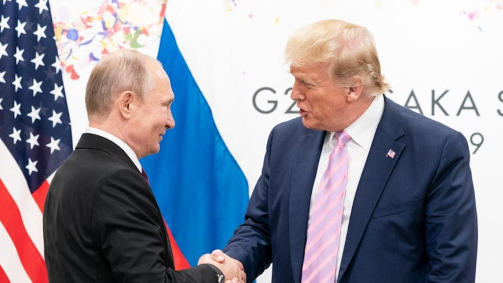 Trump gave 'green light' for Russia to hack into Pentagon computers: National security reporter (rawstory.com)