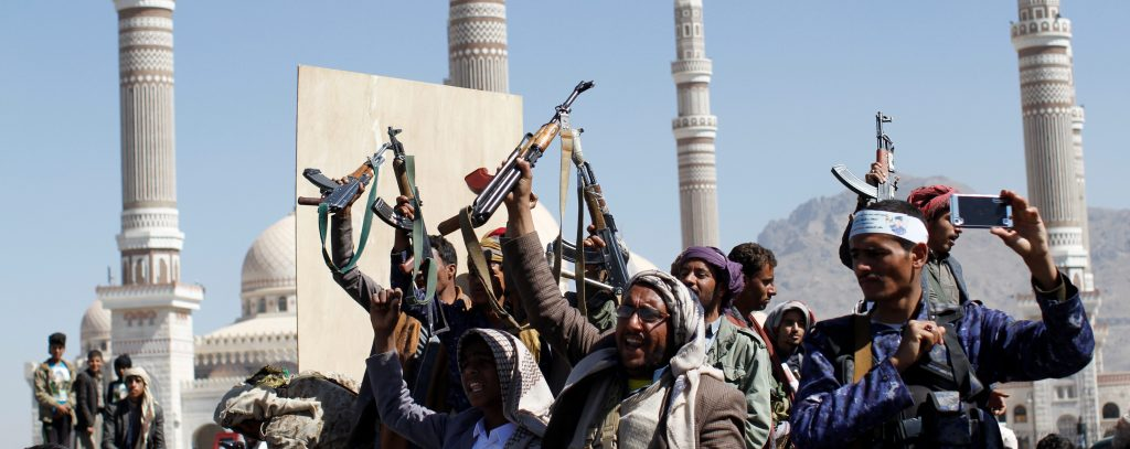 Biden admin launches review of Trump decision to designate Yemen's Houthis as foreign terrorist organization (rss.cnn.com)