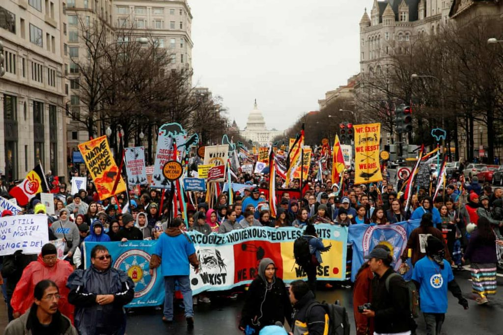 'No more broken treaties': indigenous leaders urge Biden to shut down Dakota Access pipeline (theguardian.com)