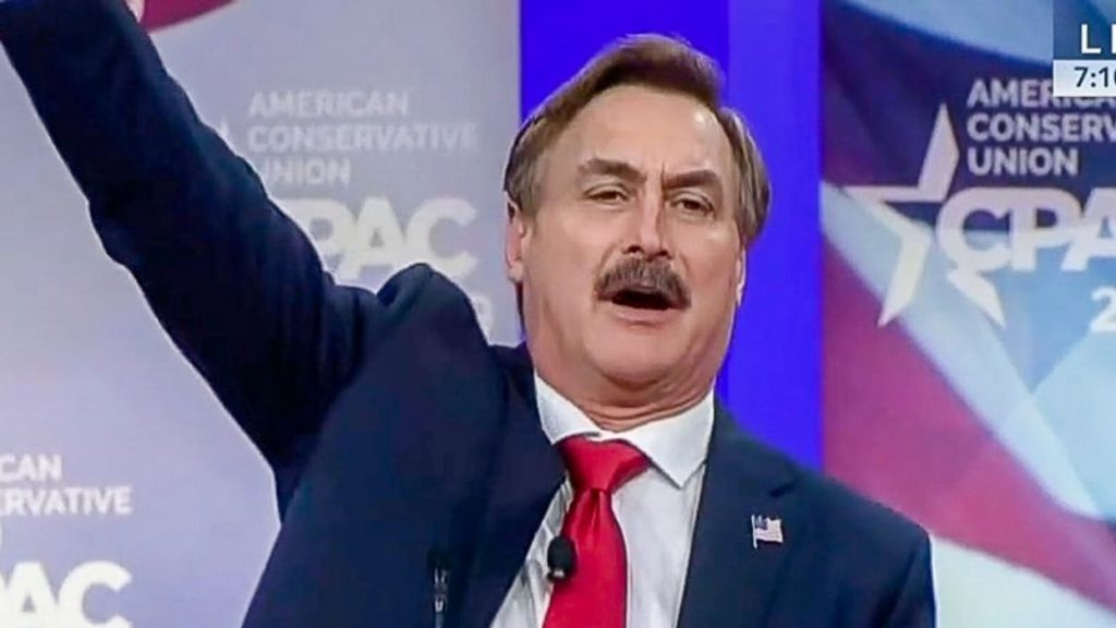 Dominion Voting Systems prepares to sue MyPillow's Mike Lindell for conspiracy theories (rawstory.com)