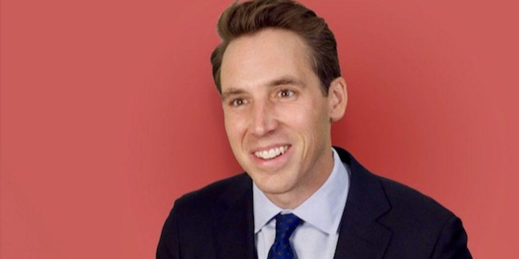Calls grow for expulsion of 'insurrectionist' Josh Hawley (rawstory.com)
