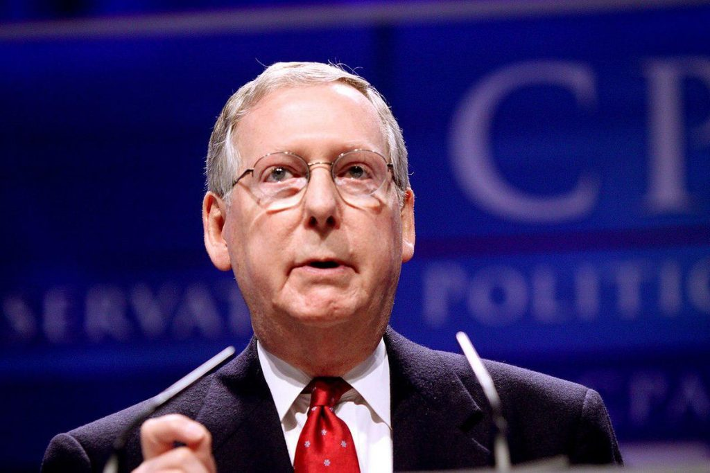 Democrats urged to reject 'desperate' McConnell effort to preserve filibuster and kneecap Biden agenda (alternet.org)