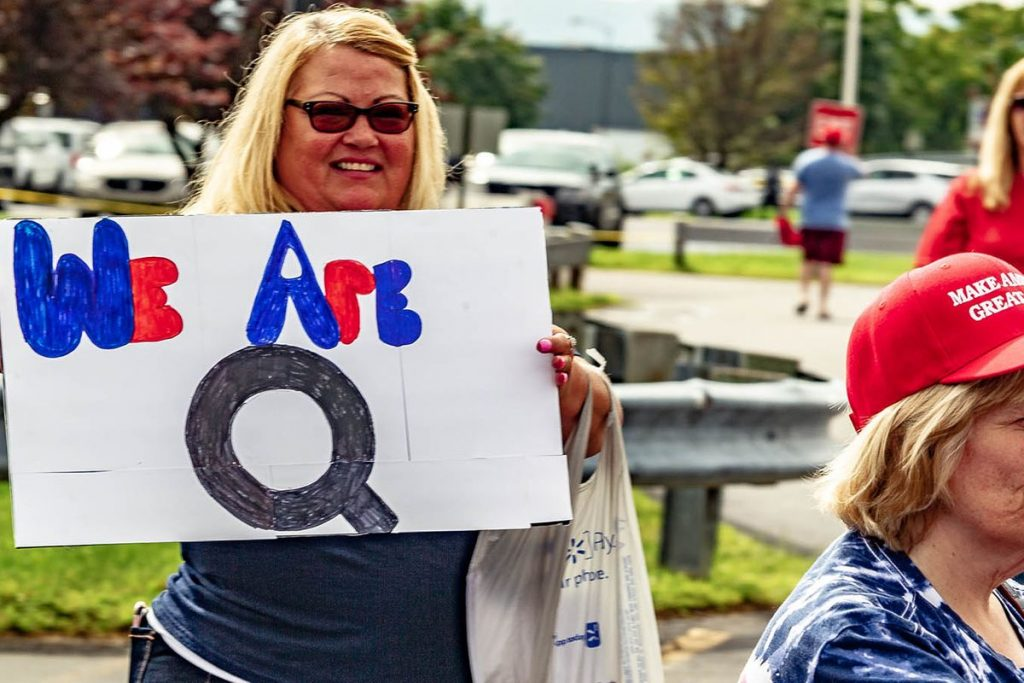 QAnon believers refuse to give up even after Trump leaves White House — here are their craziest theories (alternet.org)