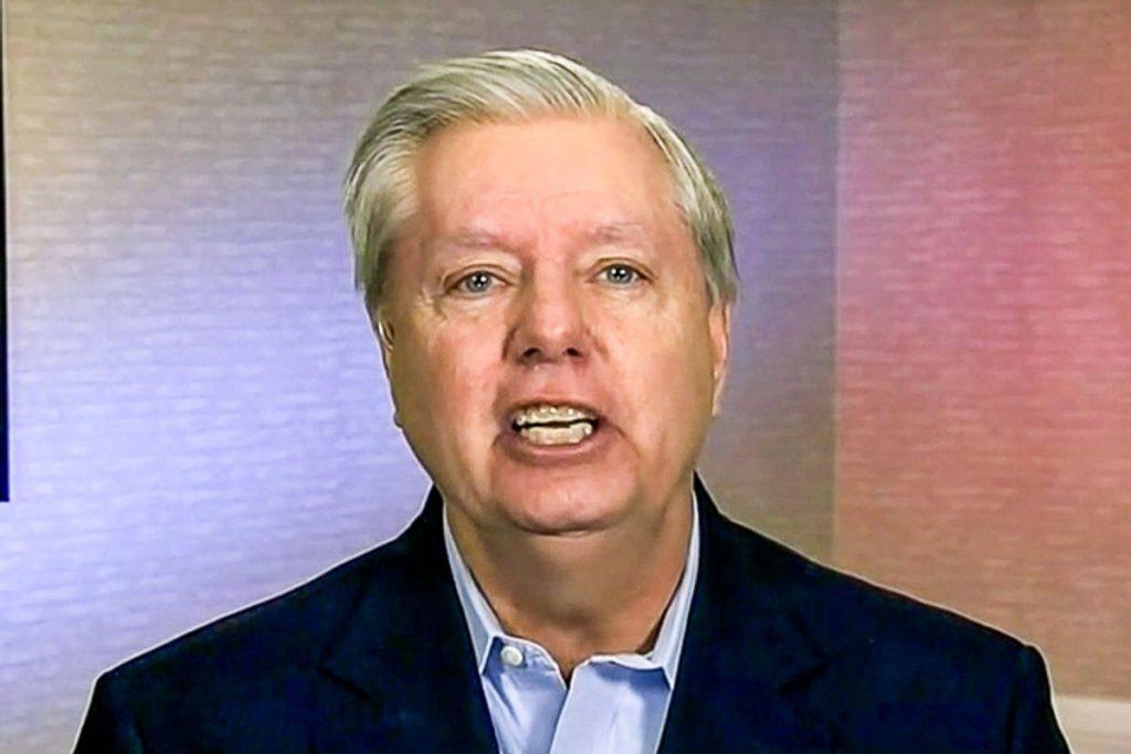 Lindsey Graham uses inauguration to rip Hunter Biden: 'Nobody hesitated to send a wrecking ball to the Trump family' (rawstory.com)