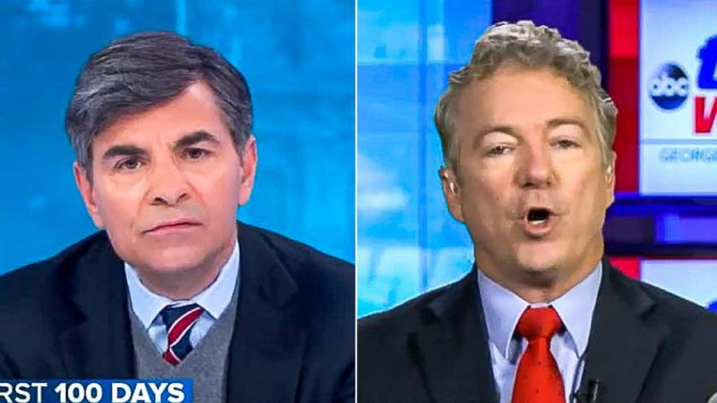 'You're saying we're all liars': Rand Paul melts down on ABC when he's confronted with election 'lies' (rawstory.com)