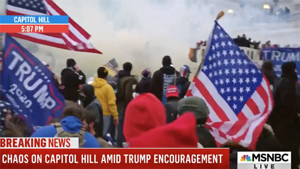 Capitol rioters' reasons for why they stormed Congress may come back to haunt Trump: report (rawstory.com)