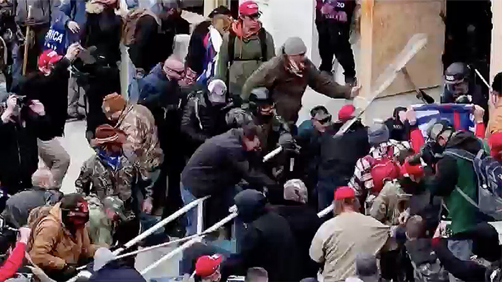 More than 20 GOP lawmakers attended Trump's rally that led to the Capitol riots. Here are their names! (rawstory.com)
