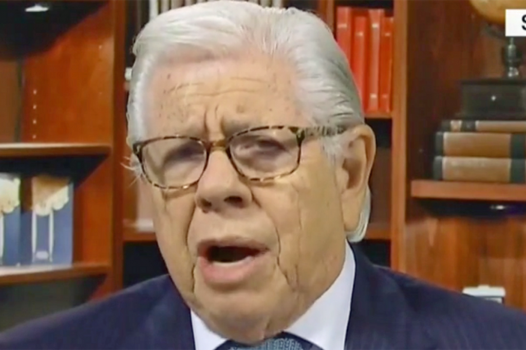 'Seditious' Trump is leaving office in shame and has lost 'command of his own faculties': Carl Bernstein (rawstory.com)