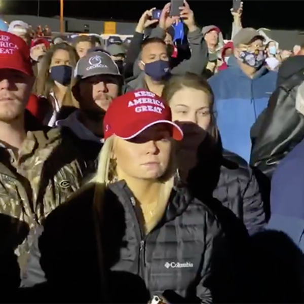'A horrible feeling': Trump supporters are grieving as they finally realize he's leaving (rawstory.com)