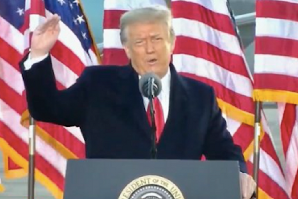 Trump is leaving office disgraced and humiliated — and no one should be afraid of him now (rawstory.com)