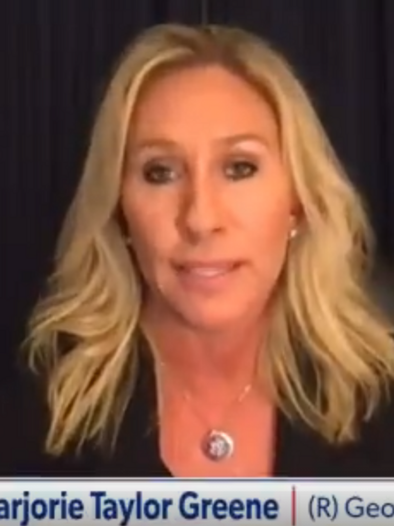 QAnon congresswoman announces 'I've just filed Articles of Impeachment' on Joe Biden – over debunked conspiracy theory (alternet.org)
