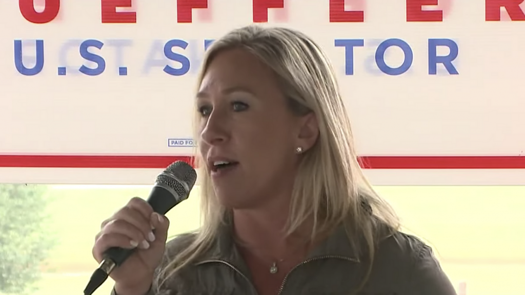 QAnon Rep. Marjorie Greene faces furious backlash after her grotesque remarks on Parkland and Sandy Hook resurface (alternet.org)
