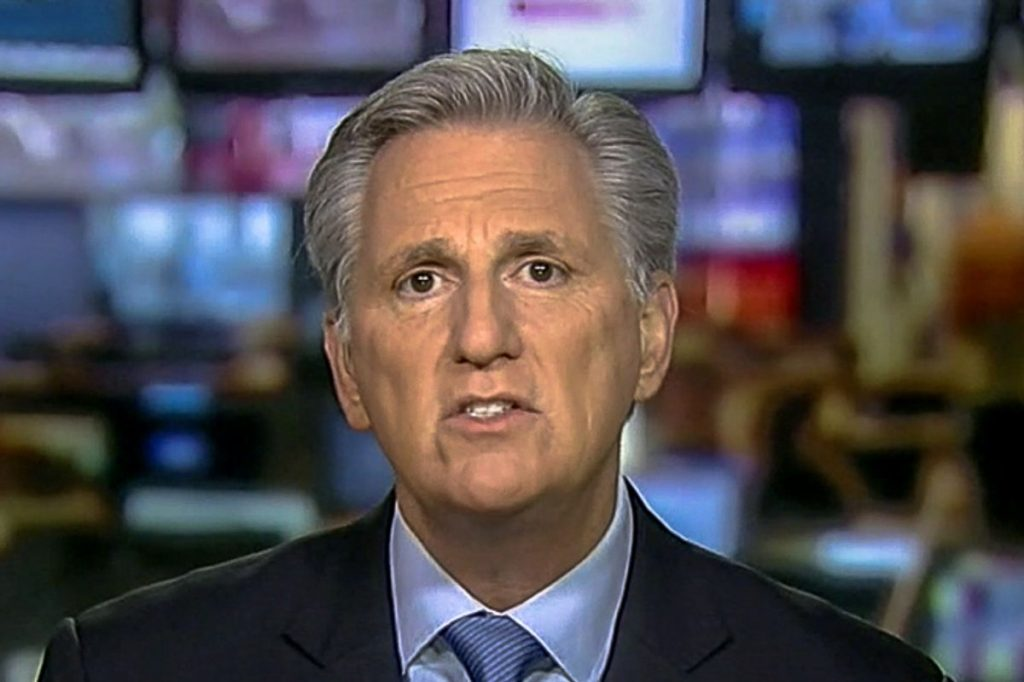 'Kevin McCarthy must resign': House minority leader slammed for enabling Trump's 'most destructive acts' (rawstory.com)