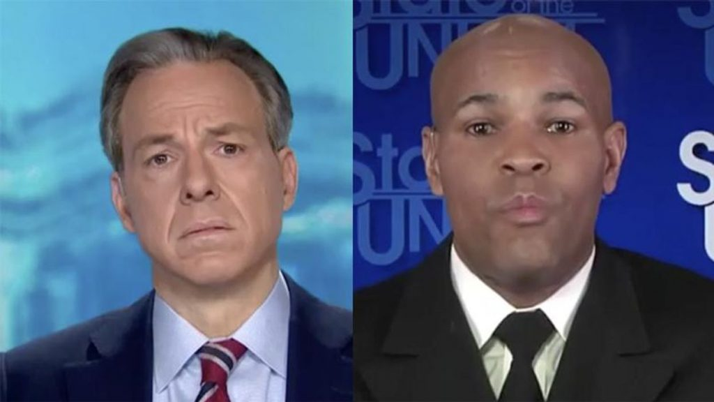 Trump's surgeon general cornered on CNN over president's COVID-19 death toll lies (rawstory.com)