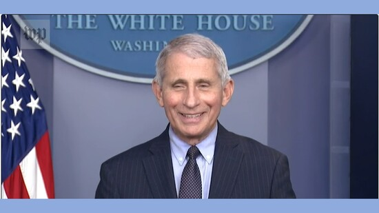Fauci: fourth COVID wave in USA likely to be abated by vaccine (thehill.com)