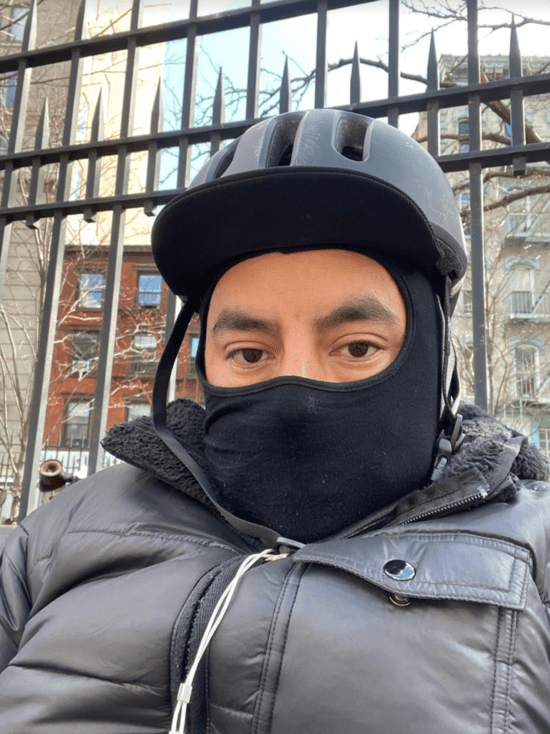 Food delivery drivers find hope and relief in New York's Deliveristas Unidos (feeds.dailykosmedia.com)