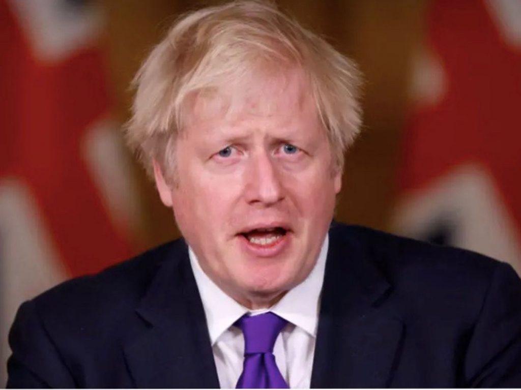 UK's Boris Johnson to start lifting lockdown as vaccines reach one-third of adults (rawstory.com)