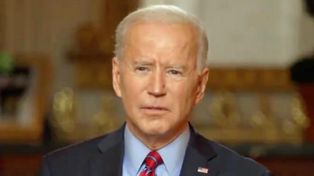 Biden says US will 'never' accept 'aggressive' Russia's Ukraine annexation (rawstory.com)