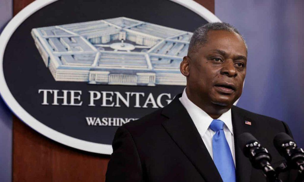 US will retaliate for Iraq missile strike when it chooses, defense secretary says (theguardian.com)