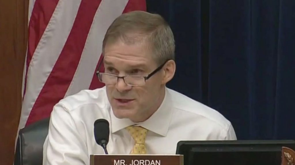 'Embarrassment to our nation': Jim Jordan faces furious backlash after using Capitol riot hearing to rant about Clinton (rawstory.com)