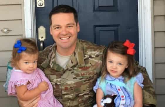 FL-01: Meet the veteran air force pilot hoping to oust scandal-hit Republican Matt Gaetz (theguardian.com)
