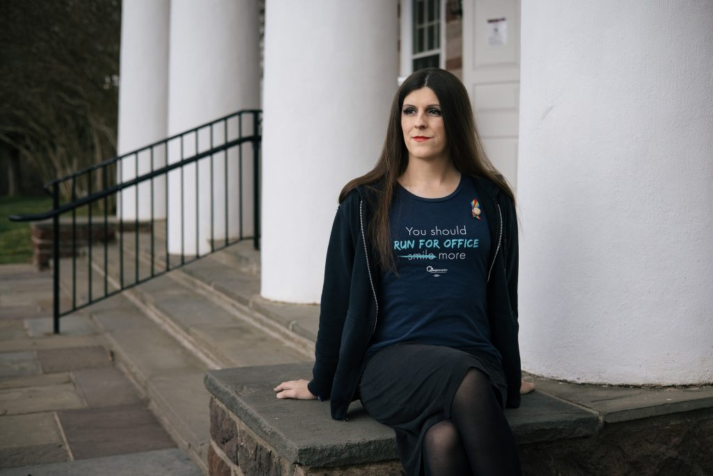 Danica Roem, a Pathbreaking Lawmaker, on the Fight for Trans Rights (nytimes.com)